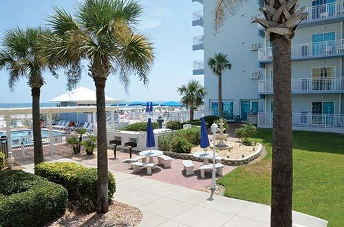 Coconut Palms Beach Resort Ii New Smyrna