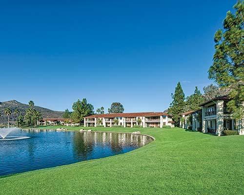 Welk Resort San Diego Heated Pool