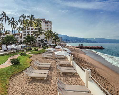 Shell Vacations Club At Plaza Pelicanos Grand Beach Resort