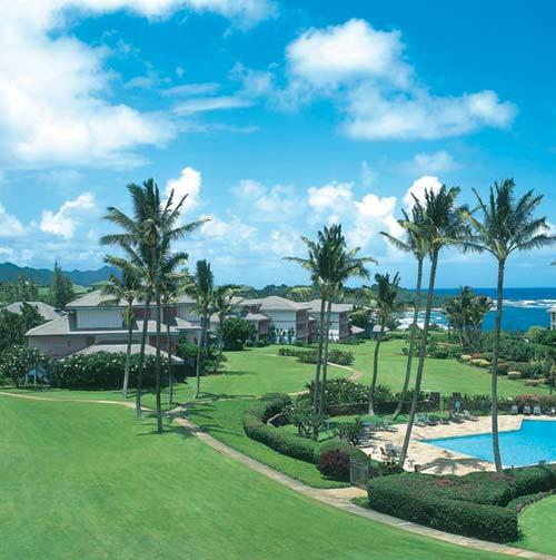 Koloa Kauai Sheraton In Hawaii: Resort Directory Aston At Poipu Kai