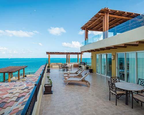 How Far Is Villa Del Palmar Cancun From Downtown Cancun